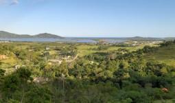 Terreno com 1.785,00m2, com vista para Lagoa e Mar, morro da Encantada - REF: 6662
