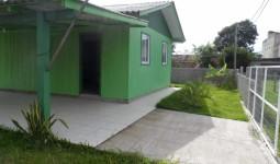 CASA DE 2 DORMITÓRIOS EM TERRENO DE 360,80 m² LOCALIZADA NA PALHOCINHA - REF: 6469