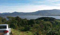 Terreno com 1.580,00m2, no Morro da Ferrugem, com Vista pra Lagoa e Mar - REF: 6664