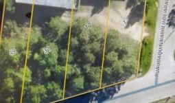 Terreno com Escritura Pública, 481,78m² no acesso à praia da Silveira