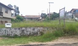 Terreno de esquina  com 450 m² na Geral do Rosa - REF: 6136