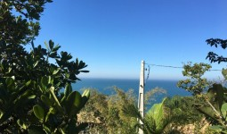 Terreno com vista pro mar e lagoa !