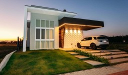 Casa de alto-padrão, 185m² em Condomínio, pria do Rosa - REF: 6693