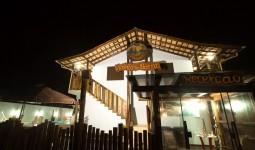 POUSADA NA PONTA DA BARRA DE LAGUNA - REF: 6303