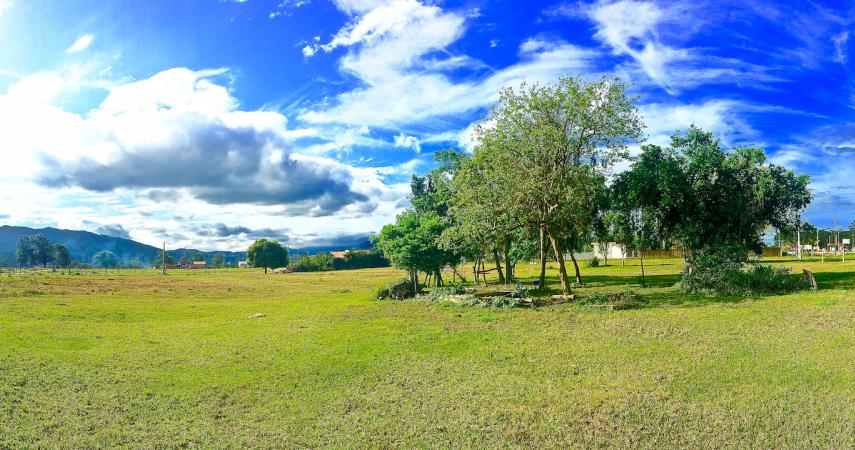 Terreno com 10.000m², Escritura Pública, com Frente à SC-434 em Campo D'una, acesso à Garopaba (SC)