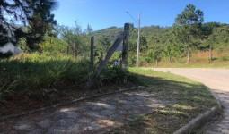 Terreno com Escritura Pública, 403,02m² no acesso à praia da Silveira - REF: 6745
